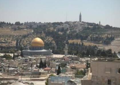 الكشف عن مخطط لاقامة كنيس يهودي على خُمس مساحة المسجد الاقصى