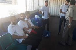 غزة:وصول بعثة أهلي الخليل استعدادا لنهائي كأس فلسطين
