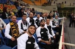 فلسطين واليونان تحييان اليوم ذكرى الراحل عرفات بمباراة بكرة السلة