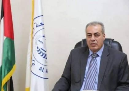 رئيس جامعة الأزهر : لدينا طاقة كامنة علينا الاستثمار فيها وشلل قد يطال مؤسسات التعليم في القطاع