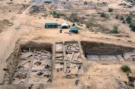 النيابة : اعمال التجريف الجارية في منطقة تل السكن خارج المنطقة الأثرية