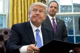 ترامب يوقع على قرار بوقف دخول اللاجئين إلى الولايات المتحدة