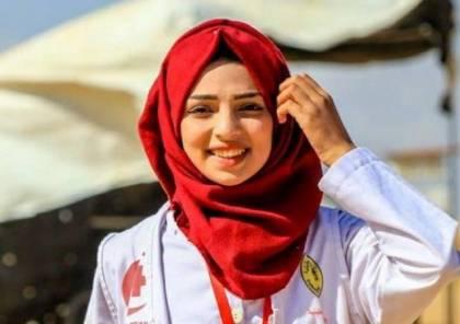الصحة في غزة توضح تفاصيل استشهاد الشابة المسعفة رزان النجار