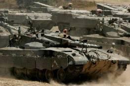 تخريج أول طاقم دبابة من النساء في إسرائيل