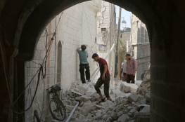 أنباء عن اتفاق لإجلاء المدنيين والمقاتلين بسلاحهم الخفيف شرق حلب