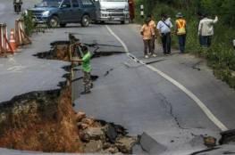 عشرات القتلى جراء زلزال ضرب بابوا غينيا الجديدة