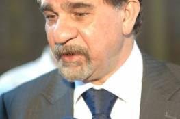 السفير عبد الهادي يبحث آخر التطورات السياسية في فلسطين