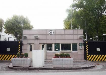 """"""" غصن الزيتون""""..تركيا تغير اسم شارع السفارة الأمريكية"""