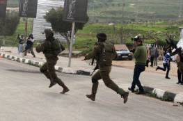 قوات الإحتلال تطلق النار تجاه موقع رصد للقسام وسط القطاع