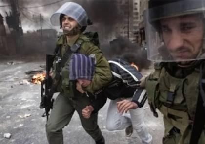 جيش الاحتلال يعتقل 14 شابا في الضفة والقدس المحتلة