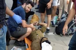 جندي إسرائيلي يصيب نفسه بطلق ناري في محطة قطار تل أبيب