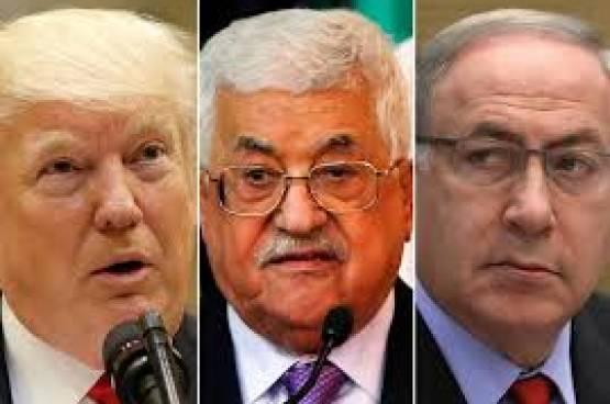 خطة ترامب:دولة فلسطينية بوجود المستوطنين وتبادل أراض ووجود جيش الاحتلال على طول نهر الاْردن