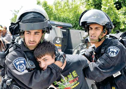 اعتقال 3 قاصرين فلسطينيين بشبهة تنفيذ عمليات إطلاق نار على مستوطنة قرب رام الله