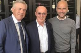 جوارديولا يفتح الباب أمام انتقاله للعمل في الدوري الإيطالي