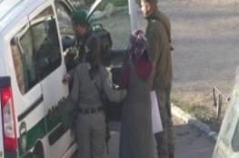 رام الله: إصابة فتاة واعتقالها شمال البيرة