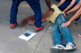 شاهد: حادث مذهل وغريب في البرازيل لولا الفيديو لما صدقه أحد