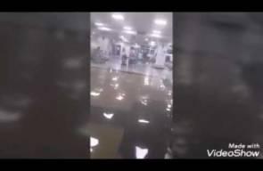 مصر: الأمطار تغرق مطار القاهرة وتعليق الدراسة في جميع المدارس والجامعات بالقاهرة ا