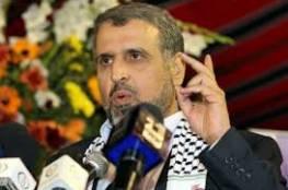 شلح للاسري: معاناتكم وآلامكم هي معاناة وآلام شعب فلسطين كاملا المفتقد للحرية