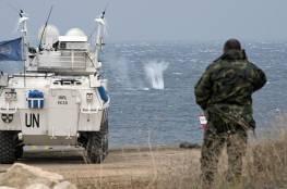 إصابة جندي في اليونيفيل بانفجار لغم في جنوب لبنان