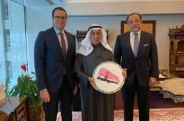 بنك فلسطين يختتم زيارة عمل إلى دولة الكويت