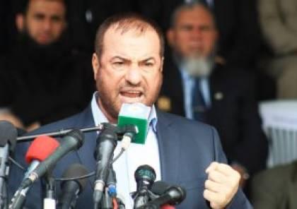 حماد: صفقة الاحرار 2 قادمة وغزة لن تركع بمنع الدواء والغذاء