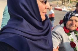 الاحتلال يستجوب عميدة الأسيرات المحررة لينا جربوني