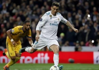 رونالدو سيغيب عن لقاء يوفنتوس وريال مدريد المرتقب