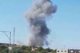 بعد تهديد نتنياهو ..غارتان اسرائيلتيان شمال ووسط قطاع غزة