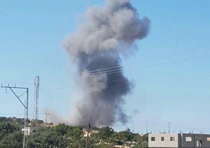 مدفعية الاحتلال تقصف عدة مواقع في قطاع غزة واطلاق نار على سديروت