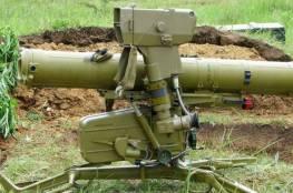 حماس تتلقي صواريخ مضادة للدبابات تعمل بالليزر وصلت من كوريا عبر ليبيا