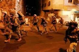 اعتقال ثلاثة شبان في مدينتي نابلس وبيت لحم