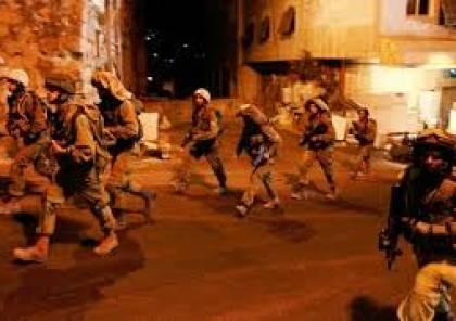 جيش الإحتلال يعتقل عقيدا بالأمن الفلسطيني جنوب نابلس