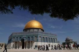 الاحتلال يمنع رفع الأذان في مساجد القدس تزامنا مع احتفالات نقل السفارة الاميريكية