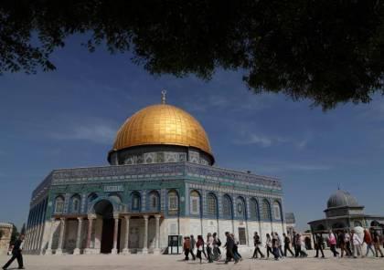 """الاحتلال يعيد فتح ابواب """"الاقصى"""" بعد اغلاقها لساعات"""