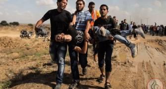 مسيرة العودة - غزة