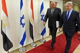 مصر تطالب باستئناف التسوية الفلسطينية- الإسرائيلية