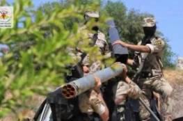 الجهاد الاسلامي :للمقاومة حق الرد على تصاعد العدوان على قطاع غزة