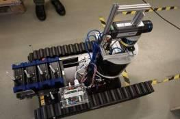 """""""SmokeBot"""".. روبوت جديد ينقذ أرواح البشر"""