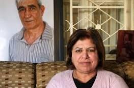 احتجاز زوجة الأمين العام للجبهة الشعبية أحمد سعدات على معبر الكرامة