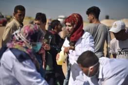 فيديو.. مندوب فلسطين يبكي الشابة رزان النجار في أروقة مجلس الأمن