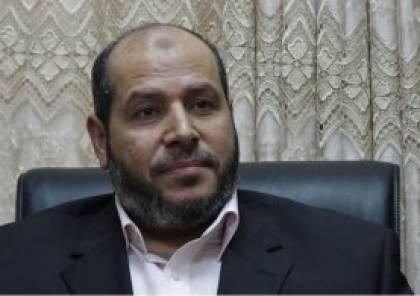 الحية : تلقينا وعودات بفتح معبر رفح وموقف دحلان من المصالحة واضح