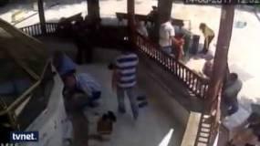 تركي يقتل شقيق زوجته وهو يتوضّأ في أحد المساجد!!