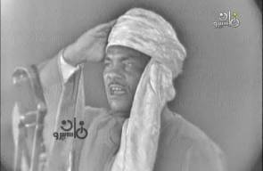حفني احمد حسن - وصلة شعبية مصرية تغني للثورة الفلسطينية