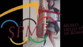 شاهد | بطلة رياضية بساق واحدة تخطف الأنظار برقصها!