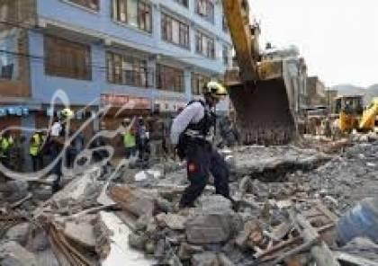زلزال المكسيك يخلف 32 قتيلا وخسائر صادمة