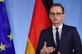 المانيا: لا بديل عن حل الدولتين على أساس الشرعية الدولية