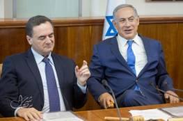 تصريحات جديدة لوزير استخبارات إسرائيل حول قصف مواقع إيرانية