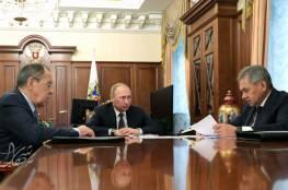 بوتين : الاتفاق على وقف إطلاق نار شامل في سوريا يدخل حيز التنفيذ الليلة
