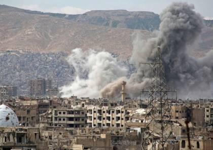 """شاهد.. بالفيديو: اشتباكات مسلحة بين """"أنصار الله """" وحركة""""فتح"""" بمخيم المية ومية"""