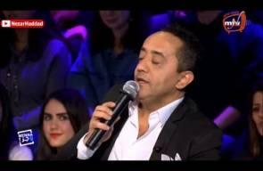 علي الديك يطرد سلام الزعتري من البرنامج كرمال الجولان